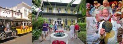 Literary Landmarks Showcase Key West's Creative Heritage