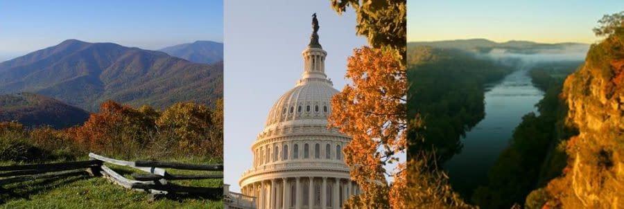 Leaf Peeping in The Capital Region