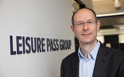Leisure Pass Group Welcomes Ian Wheeler as Non-Executive Chariman