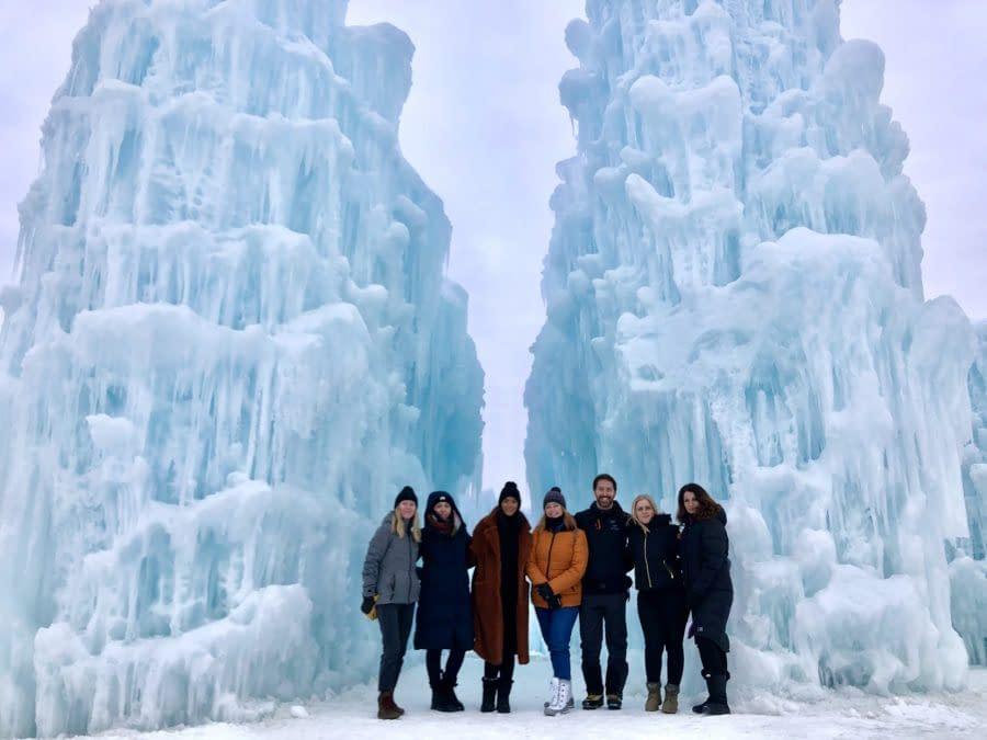 A Winter Wonderland Adventure in Alberta