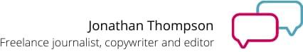 jonathan thompson author journalist