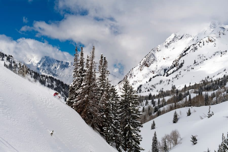 Make tracks to Utah for the Greatest Snow on Earth®