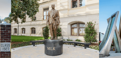 Walk in Martin Luther King Jr's Footsteps with Georgia's New Civil Rights Trail