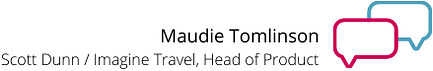 maudie tomlinson-head of product