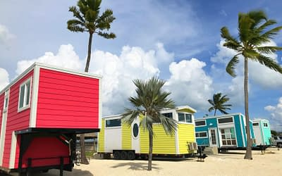 New: Stay in a 'tiny house village' in the Florida Keys