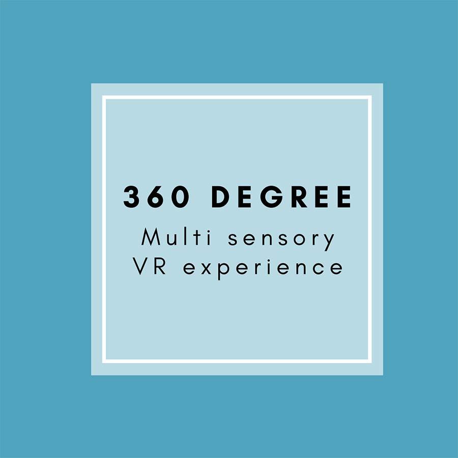 multi sensory experience