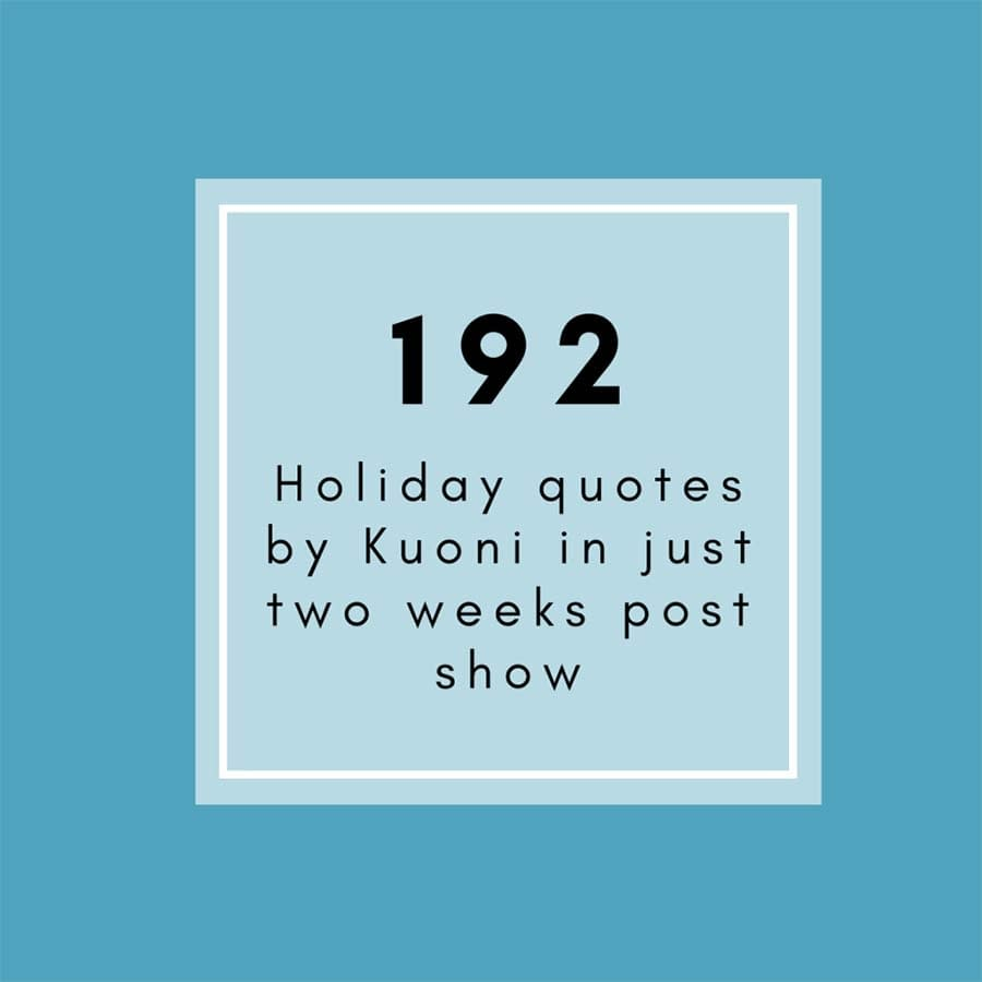 192 holiday quotes