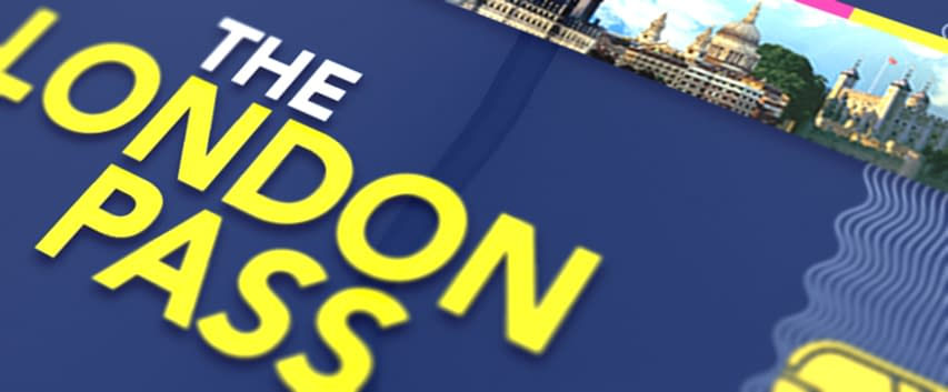 GET A BIRD'S EYE VIEW OF LONDON WITH THE LONDON PASS