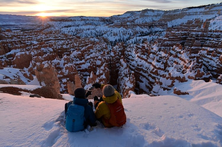 The Adventure Is Utah This Winter