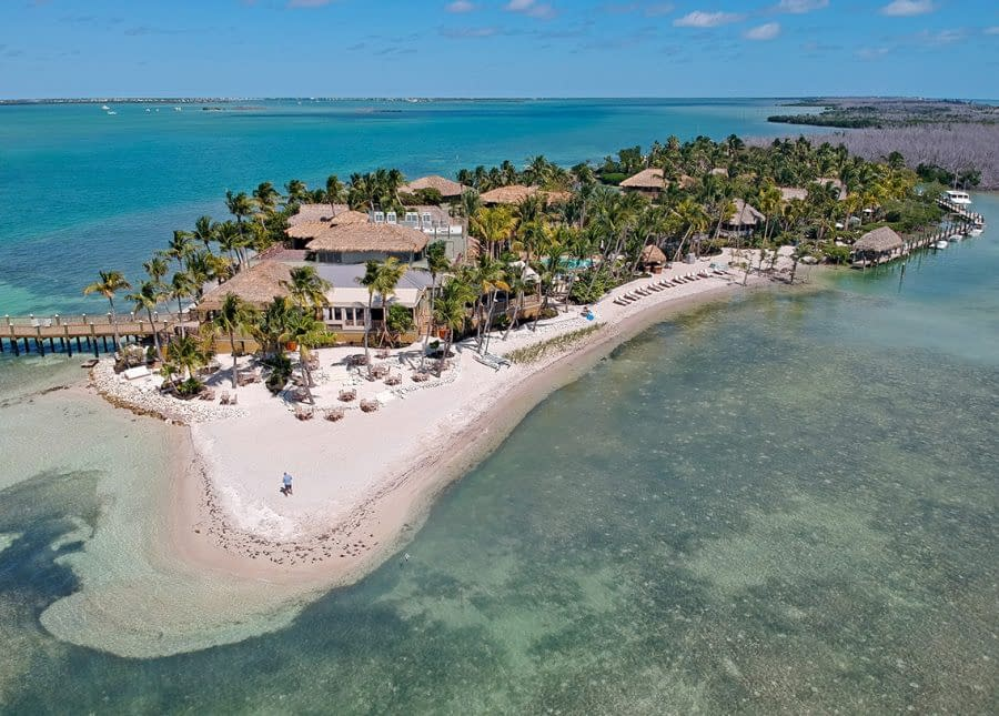 Florida Keys' luxurious Little Palm Island Resort & Spa reopens
