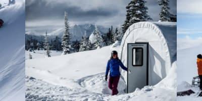 Unique Ways to Ski British Columbia this Winter