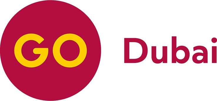 NEW GO DUBAI LOGO 2019