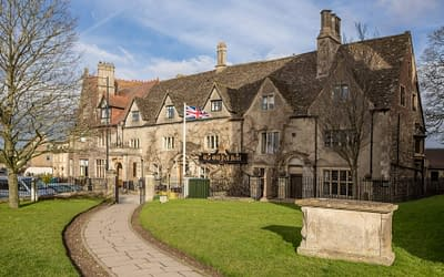 The Old Bell Hotel offers savings of over 40% to celebrate the 40th anniversary of the first May Bank Holiday