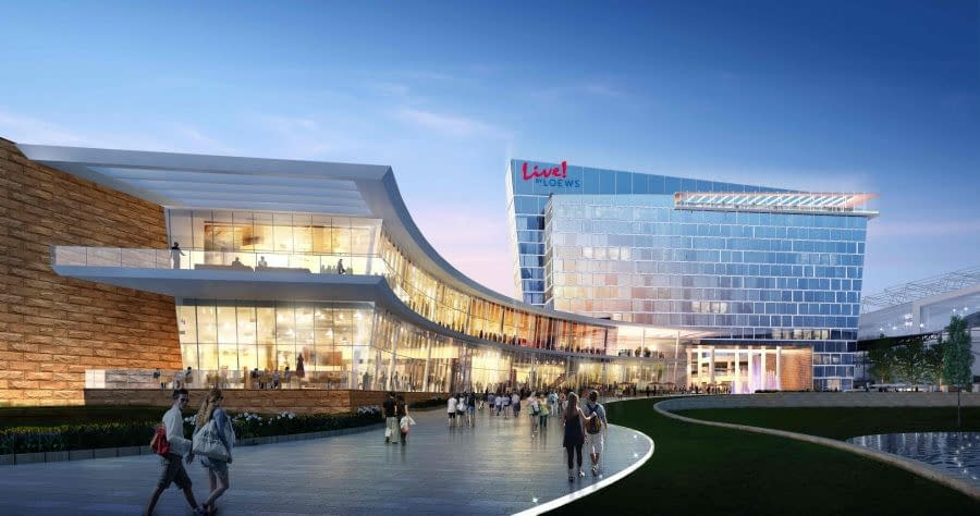 Texas Live! by Loews Hotels set to Open in Arlington, Texas