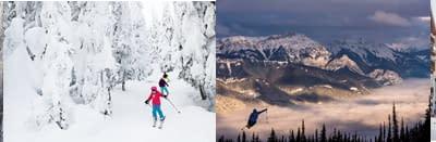 What's New in the ski resorts of British Columbia this season