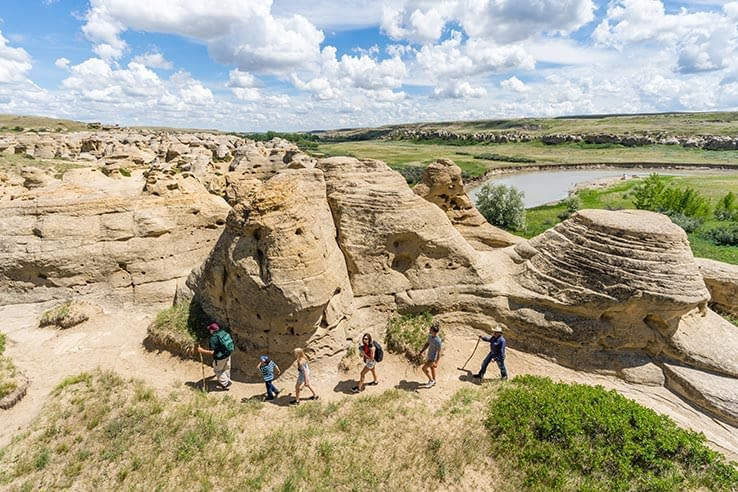 Alberta's Writing-on-Stone Provincial Park Named a UNESCO World Heritage Site
