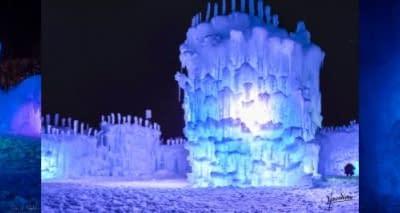 Ice Cool: Get Your 'Frozen' Fix in Utah