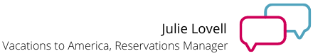 julie lovell reservations manager review