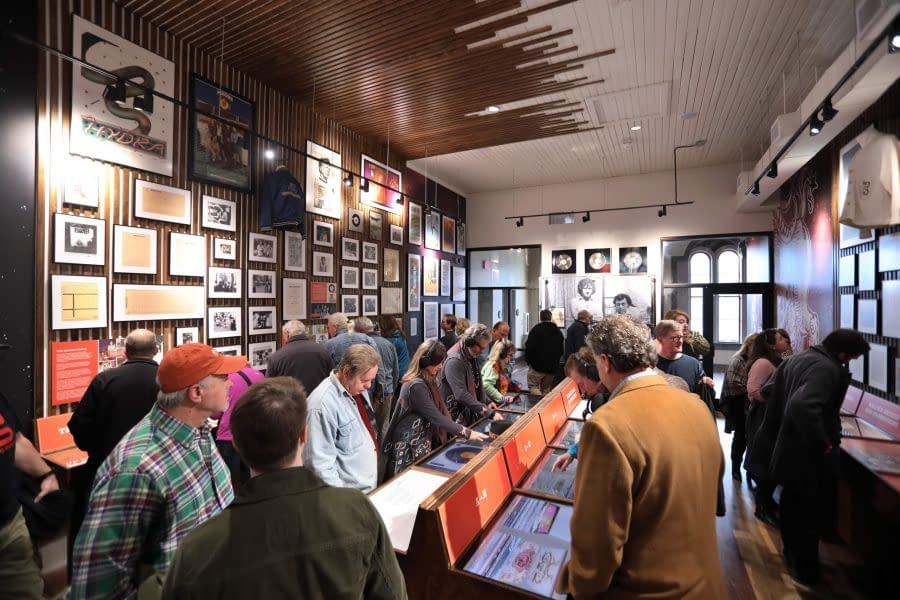 Georgia's Music Heritage Reignited with opening of Mercer Music at Capricorn in Macon