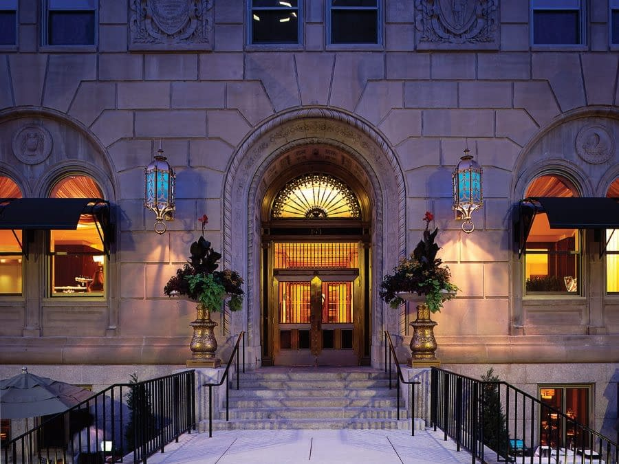 Take the stress out of the holiday season with the Loews Boston Hotel