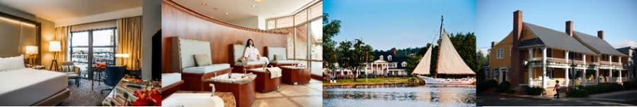 Capital Retreats: Urban Luxury and Rural Rejuvenation in the Capital Region USA