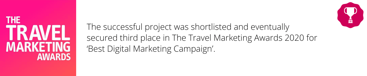 travel marketing awards